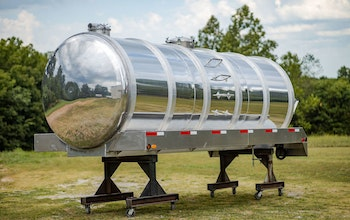 New 2,800, 4,000 & 5,000-Gallon Vacuum Tanks