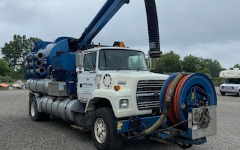 1995 Ford L 8000 Vactor 2100