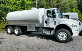 2012 Freightliner M2, 12spd Eaton fuller for $76,000.