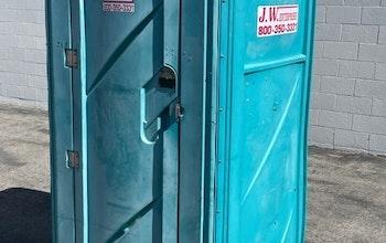 Used Satellite Industries Best Portable Toilets