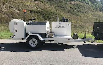 2002 O'Brien Trailer Jetter