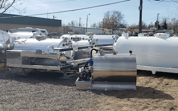 New Tanks  --  In Stock, Ready to Ship