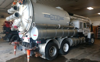 1995 Ford Vactor 2115