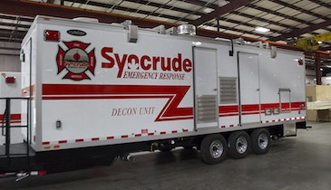 Company Collaboration Will Provide Customized Decon Trailers