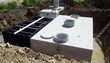 Signs of Trouble in Concrete Tanks