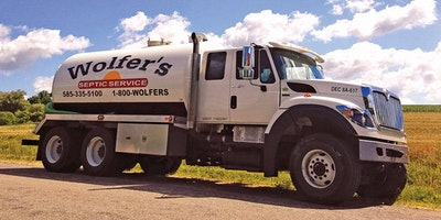 Wolfer's Septic Service