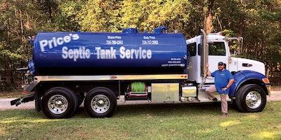 Price's Septic Tank Service