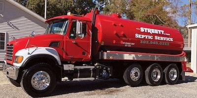 Tony Streett & Sons Septic Service