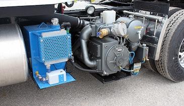 Wallenstein  1600 Series Rotary Vane Pump