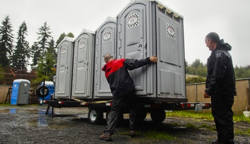 How Do You Sell the Portable Sanitation Industry?
