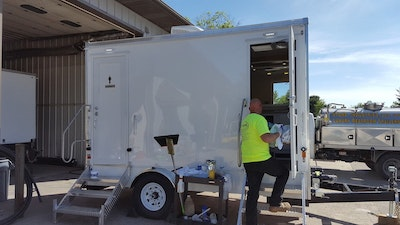 Finding a Niche With Luxury Restroom Trailers