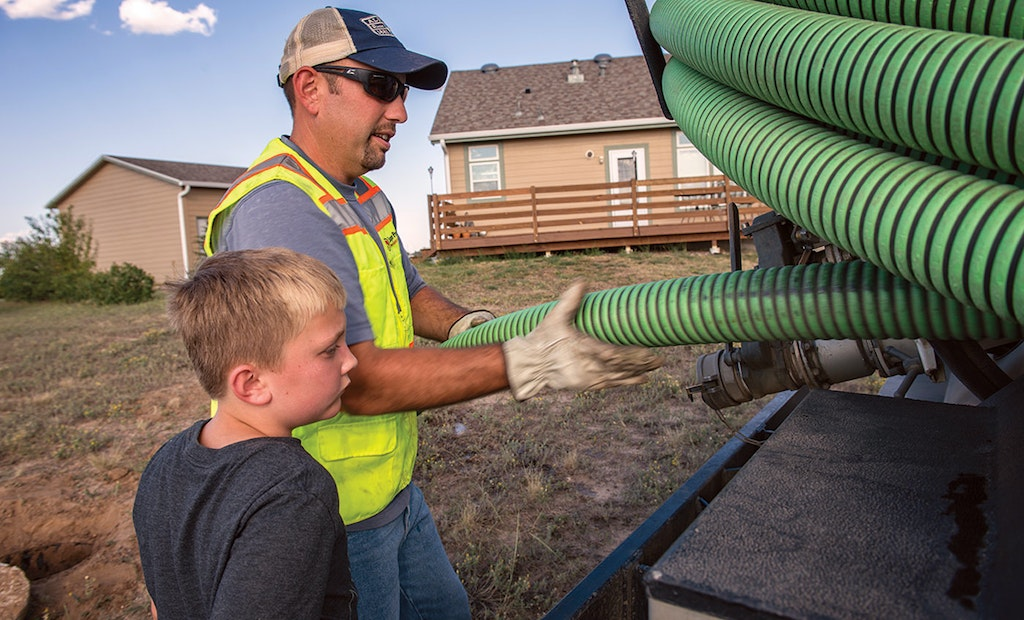 The Seipp Family of High Plains Sanitation Service Figures Out Succession Planning