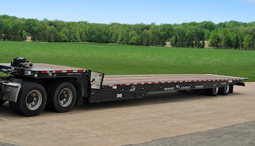 Landoll Corporation Unveils Next-Generation Trailer