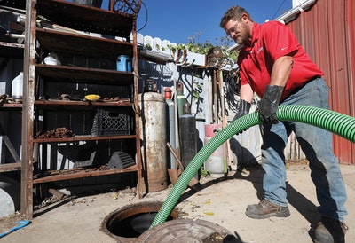He's on a Quest to Build on the Success of Michigan's Turner Sanitation
