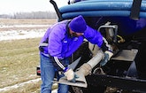 Turn To Purple Pumper For Tips On Pumping In A Frigid Climate