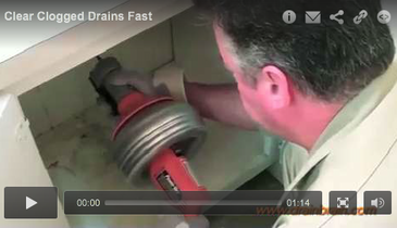Clear Clogged Drains Fast