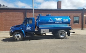 Consistency and Cleanliness Are Key for Professional Pumper Trucks