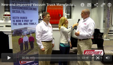 New-and-Improved Vacuum Truck Manufacturer Puts Customers First