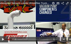 Redesigned Vacuum Loader Simplifies Truck Operation