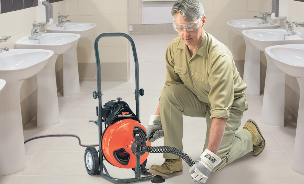 Small-Line Drain Cleaners That Pay For Themselves A Thousand Times Over