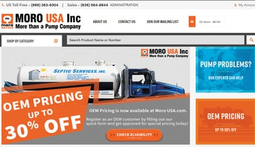 Moro USA Launches New Website