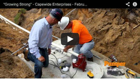 """Growing Strong"" - Capewide Enterprises - February 2013 Pumper Video Profile"