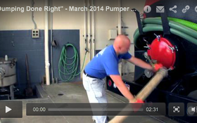 """Dumping Done Right"" - March 2014 Pumper Interview"