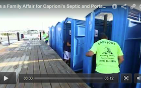It's a Family Affair for Caprioni Septic and Portable Toilets