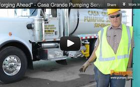 """Forging Ahead"" - Casa Grande Pumping Service - August 2012"