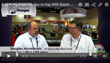 Step Away From the Day-to-Day With Septic Pumper Tell-All