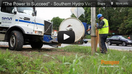 """""""The Power to Succeed"""" - Southern Hydro Vac - Pumper Magazine Video - September 2012"""