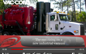 Industrial Vacuum Loaders Tackle Hard-to-Clean Pipes