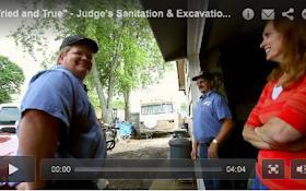 """Tried and True"" - Judge's Sanitation & Excavation - October 2013 Pumper Video Profile"