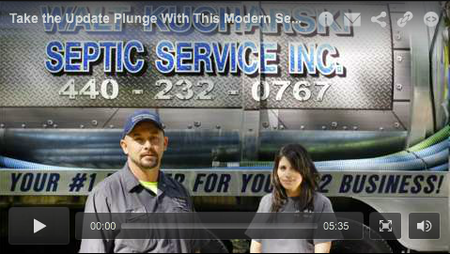 Take the Update Plunge With This Modern Septic Business