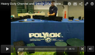 The Ultimate Trench Drain System is Here
