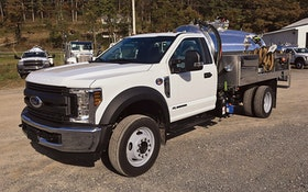 Multiple Service Truck and Slide-In Options