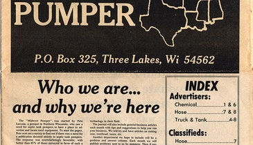 We Just Wrapped 40 Years of Pumper Magazine