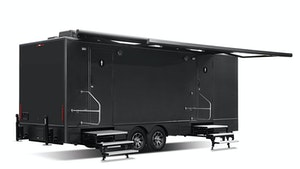 The Smart Trailer From Satellite Suites