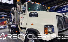 Drastically Reduce Freshwater Use With Vac-Con's Recycler Combo Unit