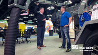 Vac-Con Updates Boom Features in All-New X-Cavator