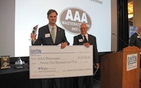 Septic Pumper Earns Innovation Award and $25K