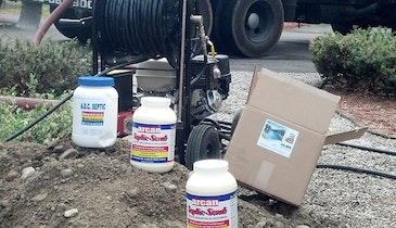 Septic Kit Provides Means to Treat, Revitalize System