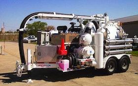 Vacuum Trucks/Trailers/Tanks - Municipal/ commercial vacuum trailer