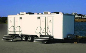 Restroom Trailers - Advanced Containment Systems Advantage Restroom Trailer