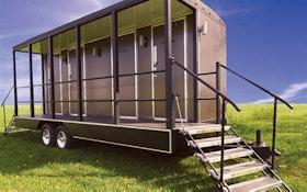 Restroom Trailers - Ameri-Can Engineering Veranda Series