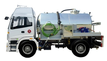 Amthor International Partners with Alkane Truck Company on Alternative Energy Trucks for Tank Bodies