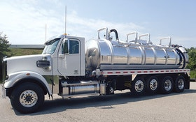 Vacuum Trucks/Tanks/Trailers - Amthor Matador