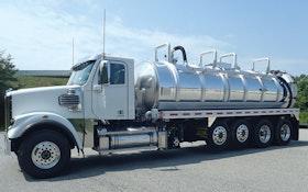 Vacuum Trucks/Tanks – Septic - Amthor International Matador