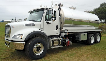 Is An Electric Septic Truck in Your Future?