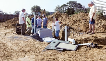 Onsite Septic Systems and Maintenance